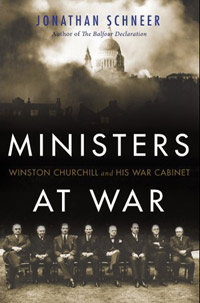 ministers war