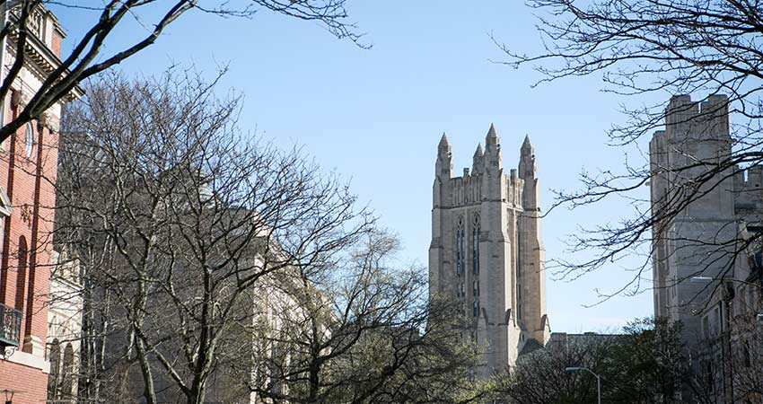 Please Pray for Christian Union's ministry at Yale.