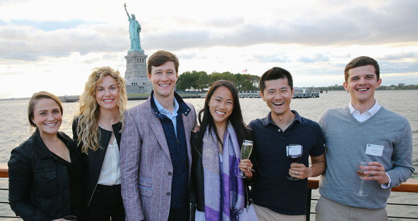 events for young professionals in nyc