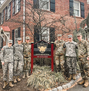 The ministry is in its second year of hosting a Bible course that caters to the rigorous schedules and responsibilities of undergraduates who are enrolled in Reserve Officer Training Corps (ROTC) to become military officers upon graduation. Each week, students receive robust biblical insights and Christian leadership coaching.