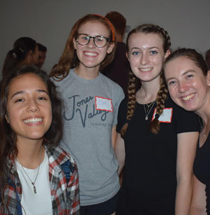 In August, Christian Union at Cornell hosted its annual pre-retreat, a strategic event for students and ministry fellows in preparation of its three-week Freshman Welcoming Campaign at the beginning of the academic year.